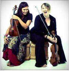 Fiddle Chicks + Courtney & Snooks