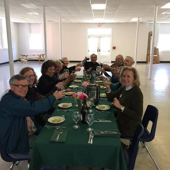 Chef Ricardo's Mountain Cooking Club at Folkmoot