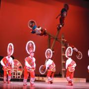 Folkmoot 2016: Mexican dance from Texas