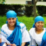 "Say, ""hello,"" in Spanish, Quechua - Folkmoot 2015"