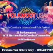 Folkmoot: Many Cultures, One Community!