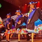 Dancing Folkmoot 2016 will be Peru Multicolor