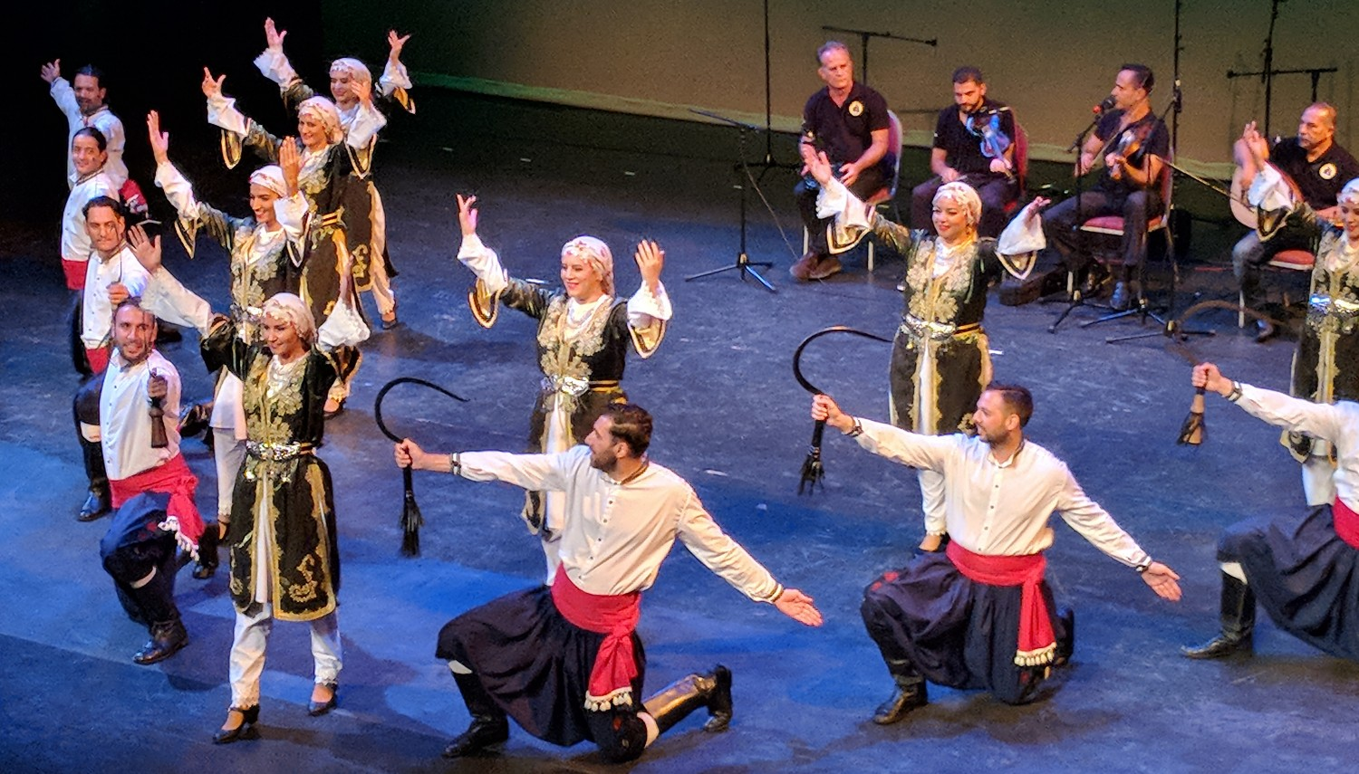 Videos of Folkmoot 2018!