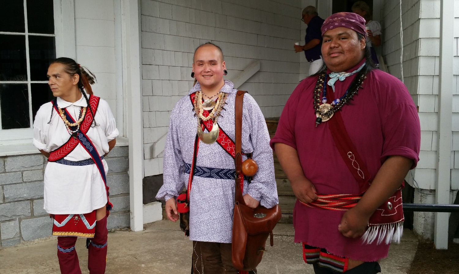 Cherokee people strengthen ties with Folkmoot