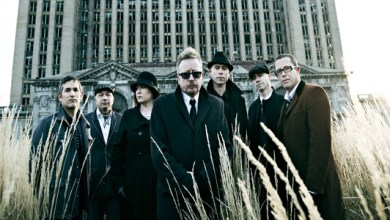 Photo of Flogging Molly's 2013 Green 17 Tour