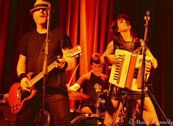 The Mahones -11-22-201345