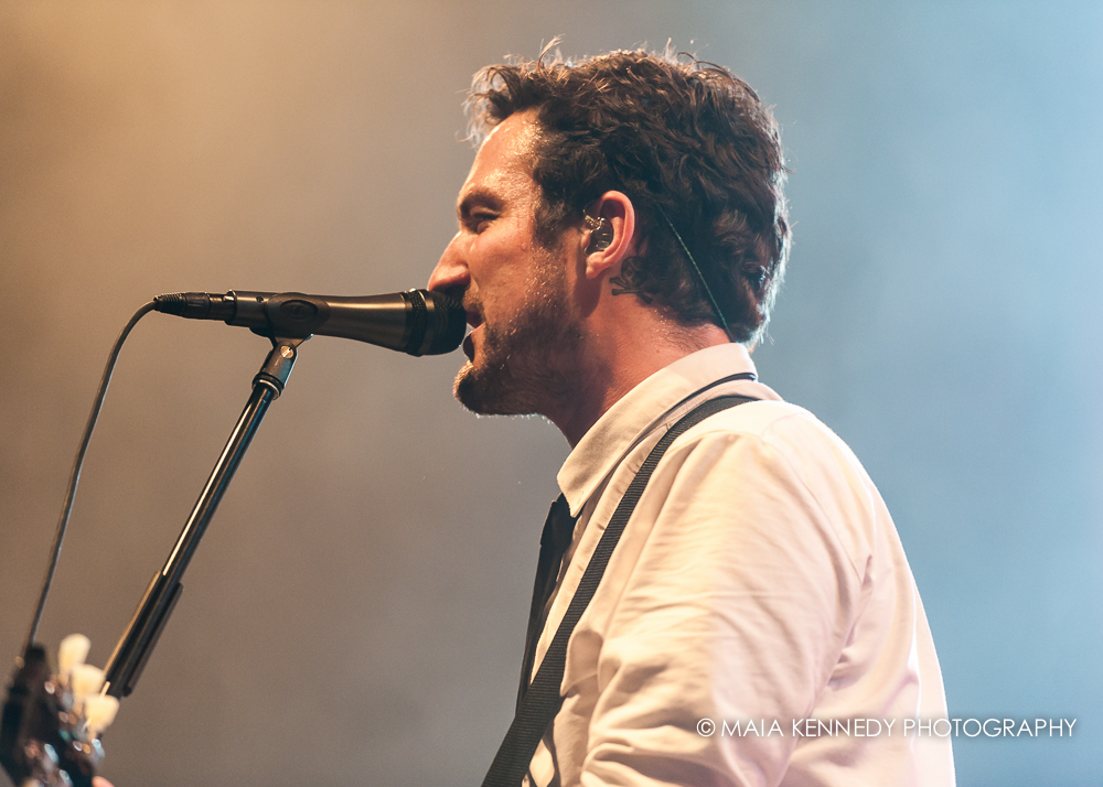 Positive Songs for Negative People: Frank Turner at the Boston House