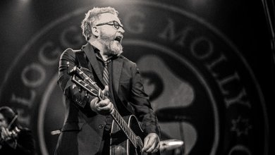 Photo of Flogging Molly And Blood Or Whiskey: Life Is Good Tour At The Olympia Theater In Dublin September 10th 2017