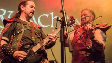 Photo of Photos: Cruachan Celebrates 25 Years – An Epic Night Of Celtic And Folk Metal