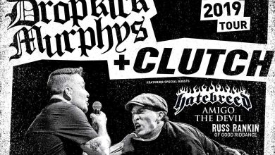 Photo of Dropkick Murphys 2019 Fall Tour With Clutch