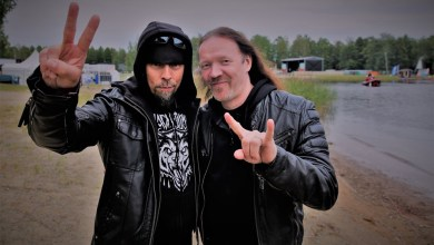 Photo of Jukka Nevalainen Stepping Down From Nightwish