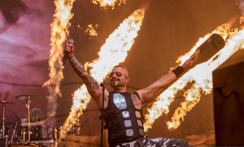 Sabaton The Great Tour Photos