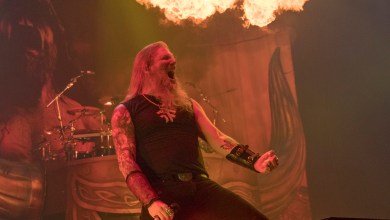Photo of Amon Amarth And Arch Enemy Raid Finland