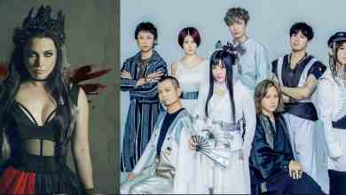 Photo of Amy Lee To Join Wagakki Band For Upcoming Show