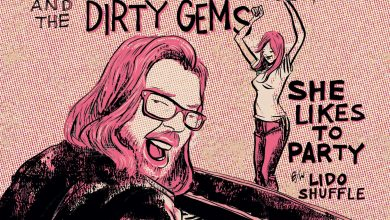 "Photo of Exclusive Premiere: ""She Likes To Party"" By Kris Rodgers And The Dirty Gems"