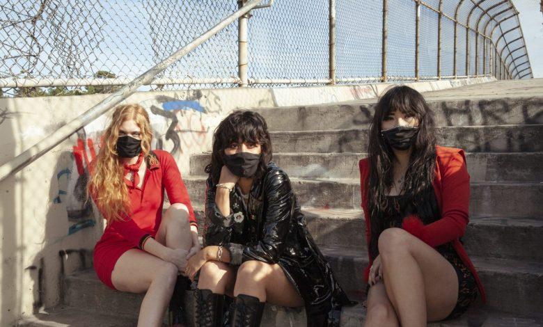 LA Witch Band Photo