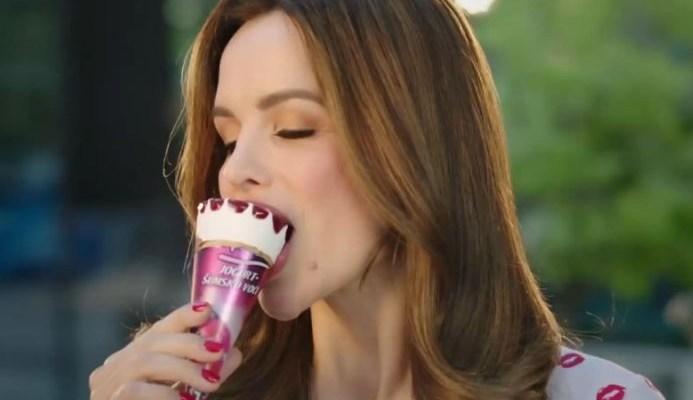 severina sladoled reklama