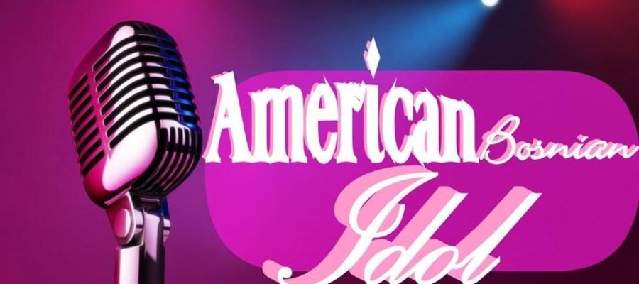 american bosnian idol logo