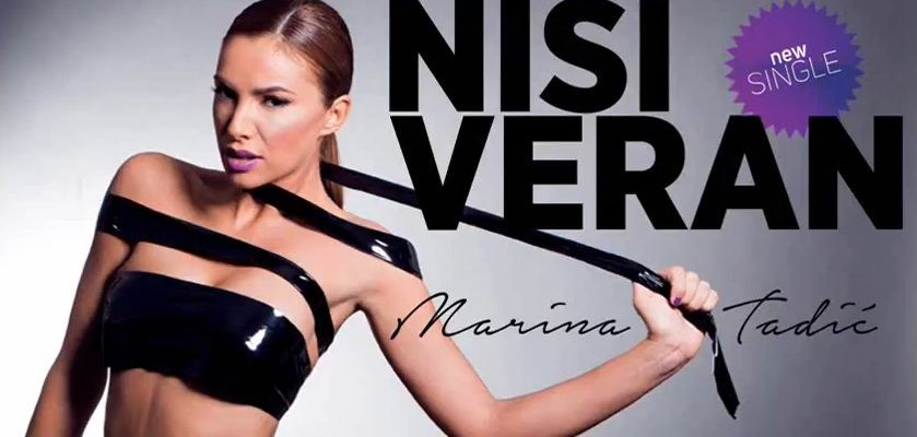 marina tadic novi singl