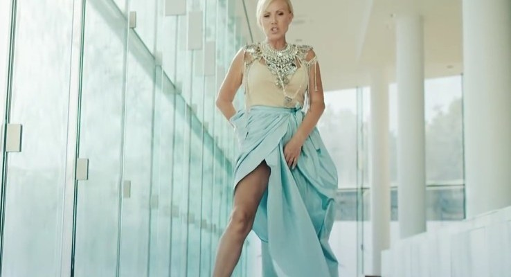 lepa brena - ljubav nova spot