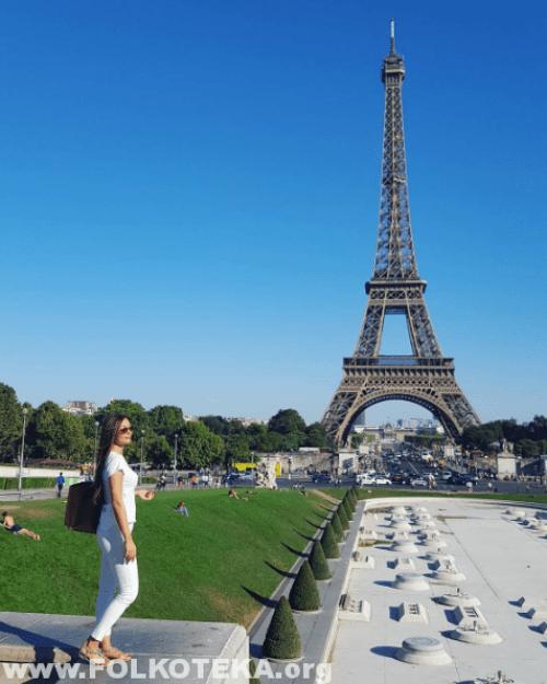 zorica dukic u parizu