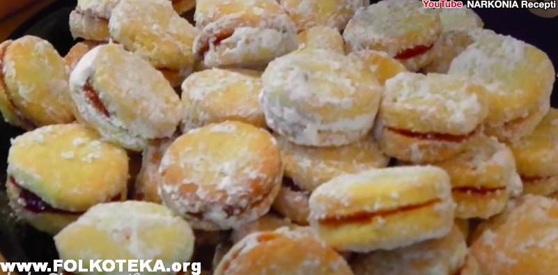 Najukusnije vanilice na svetu VIDEO RECEPT