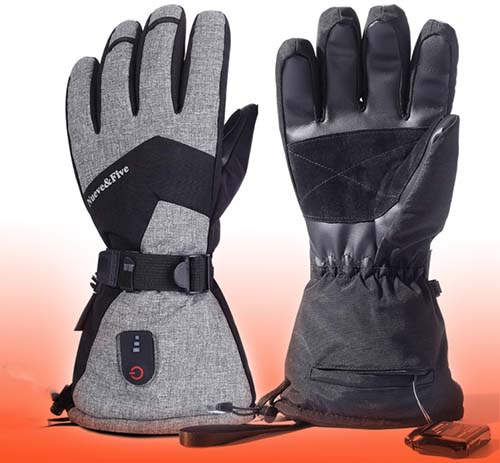 Nueve&Five Heated Gloves review