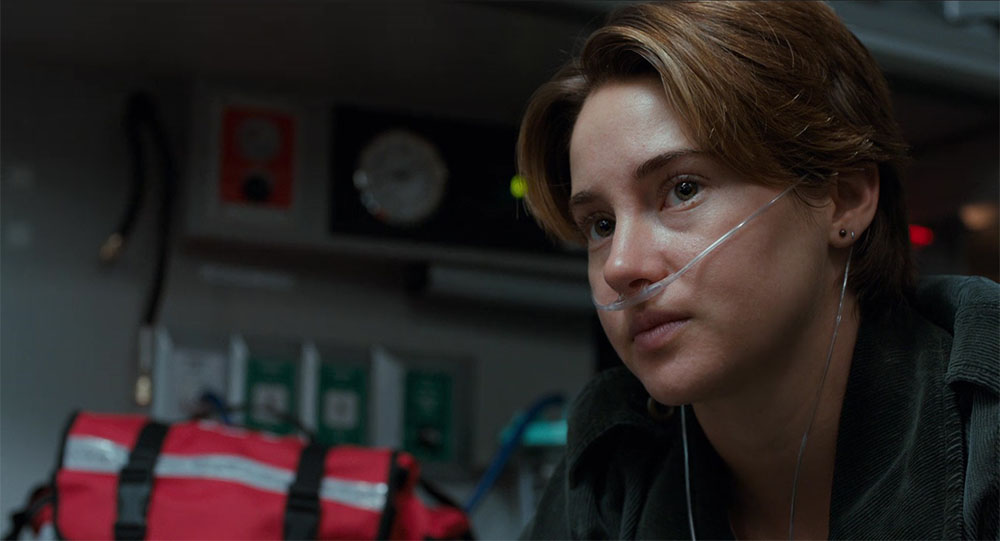 A Fault in Our Stars offers a glimpse of something you don't normally see.