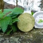 nettle oat soap bar