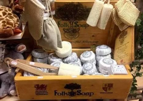 Reclaimed Pine Vintage Storage Boxes