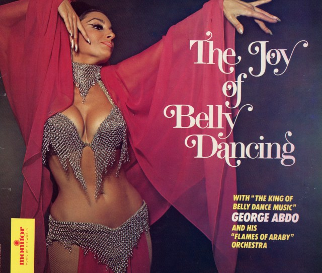 The Joy Of Belly Dancing Lp Edition