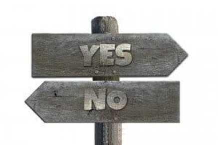 apprendre à dire non