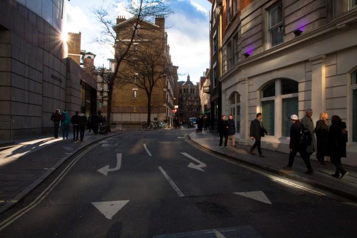 le strade della city
