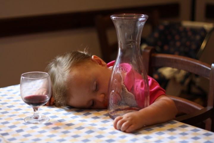 Chiara - giovane alcolista