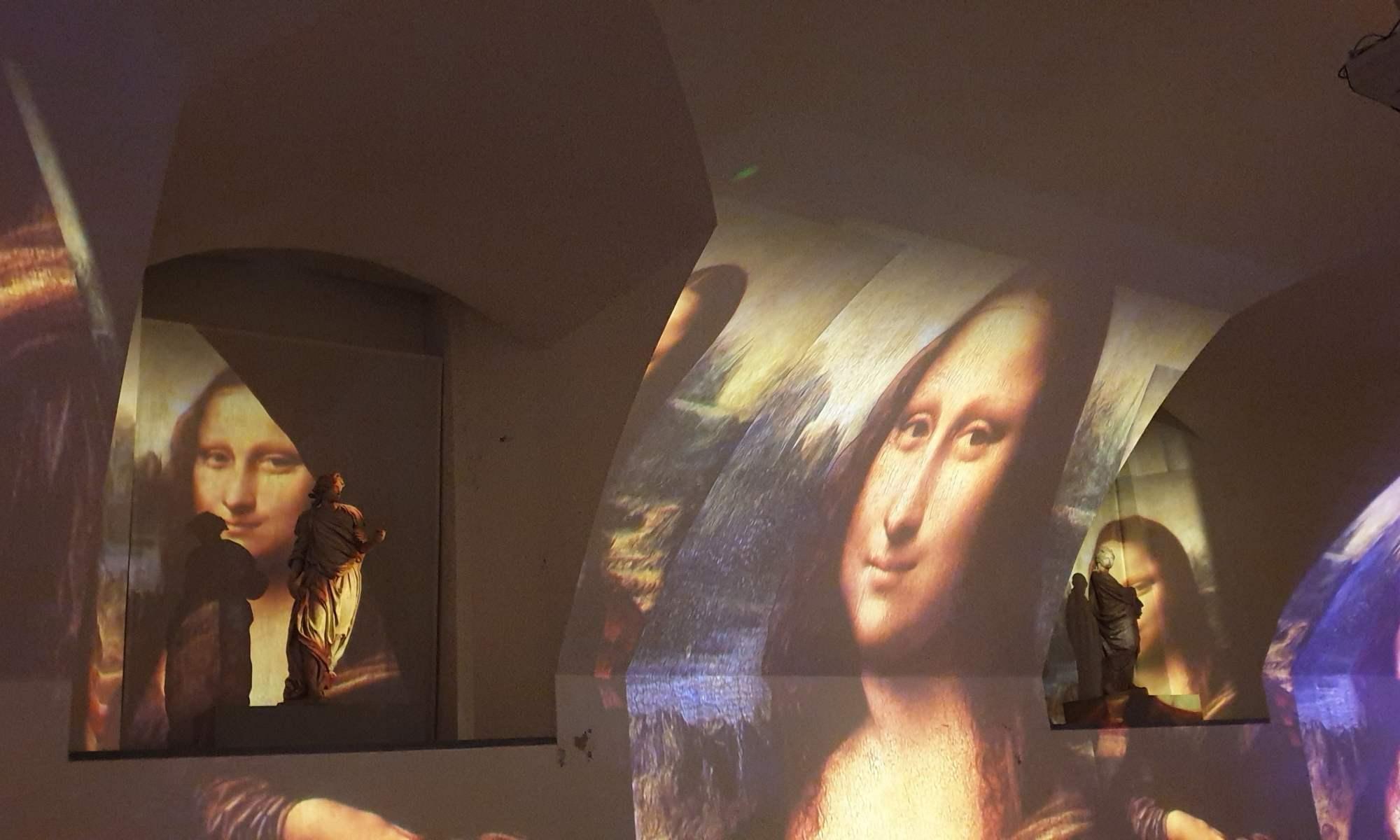 Leonardo-&-warhol-the-genius-experience