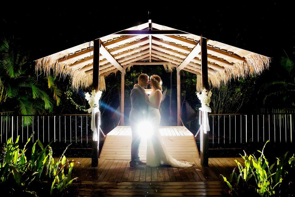 An Island Hideaway Wedding