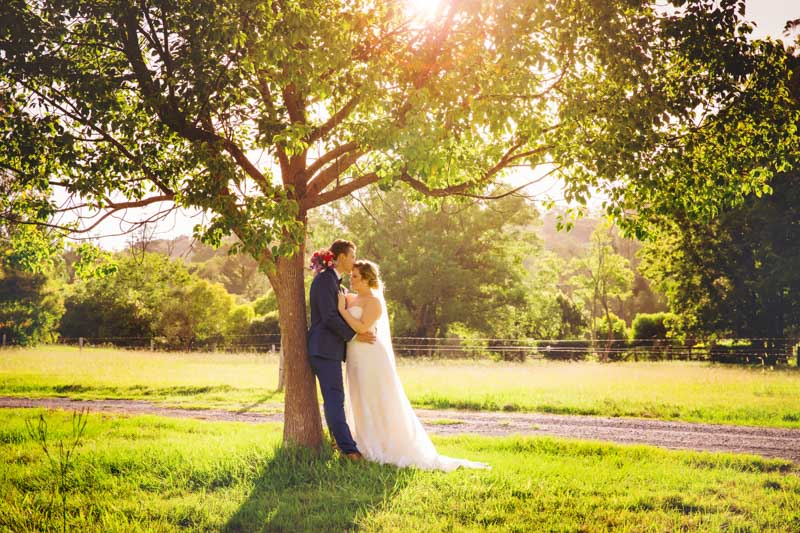 Bundaleer Rainforest Gardens Wedding Photography