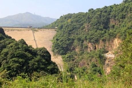 城門水塘主壩