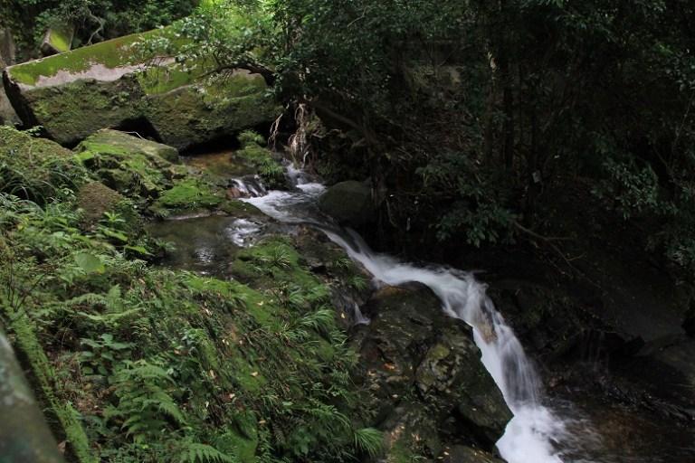 第二道水壩