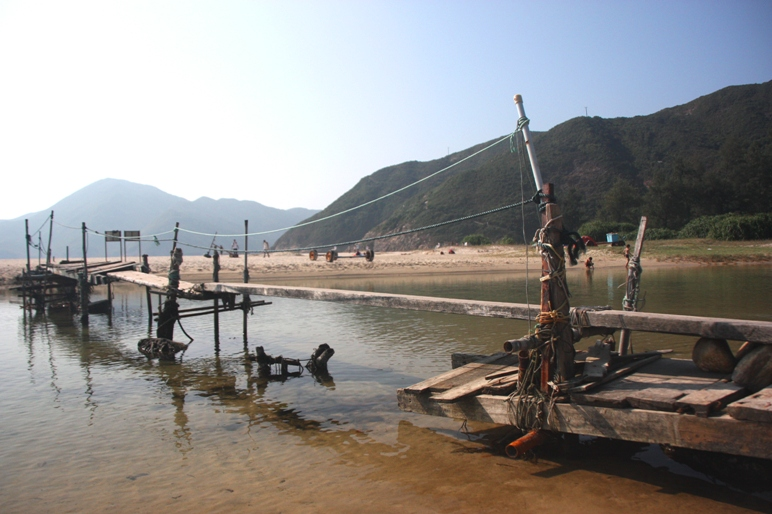 鹹田灣 Ham Tin Wan