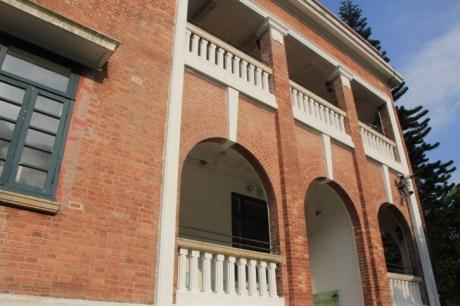 柏架山紅屋 (二級歷史建築)