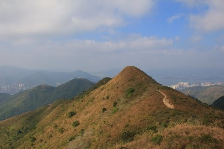 第一個山峰