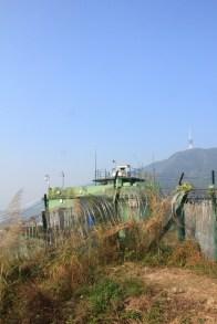 礦山的麥景陶碉堡