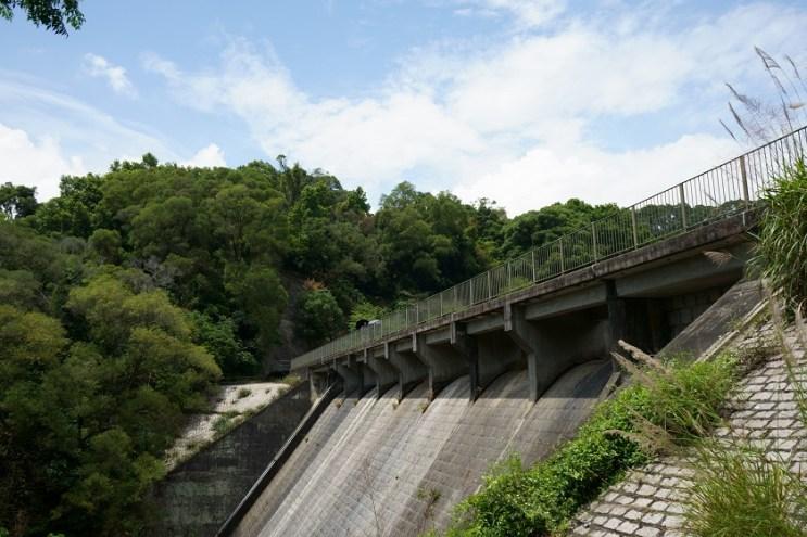 上清潭水壩