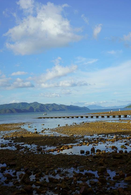 泥灘與斷橋