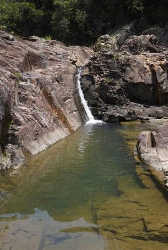 另一組潭瀑