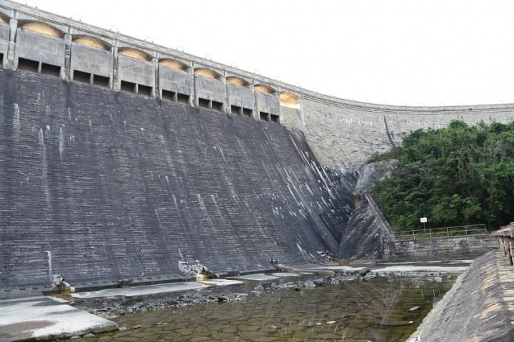 大潭篤水壩