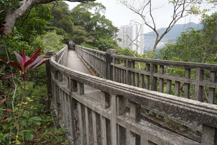 俗稱「猛鬼橋」的石橋
