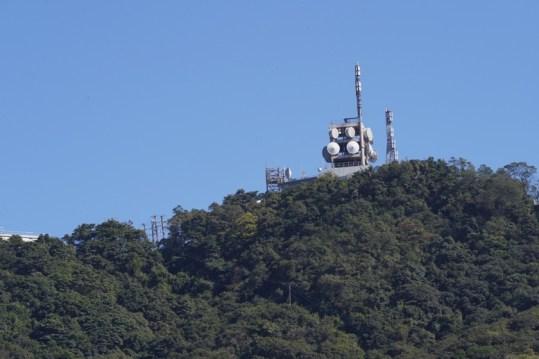 慈雲山的發射站