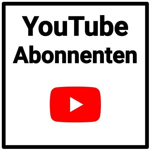 YouTube Abonnenten